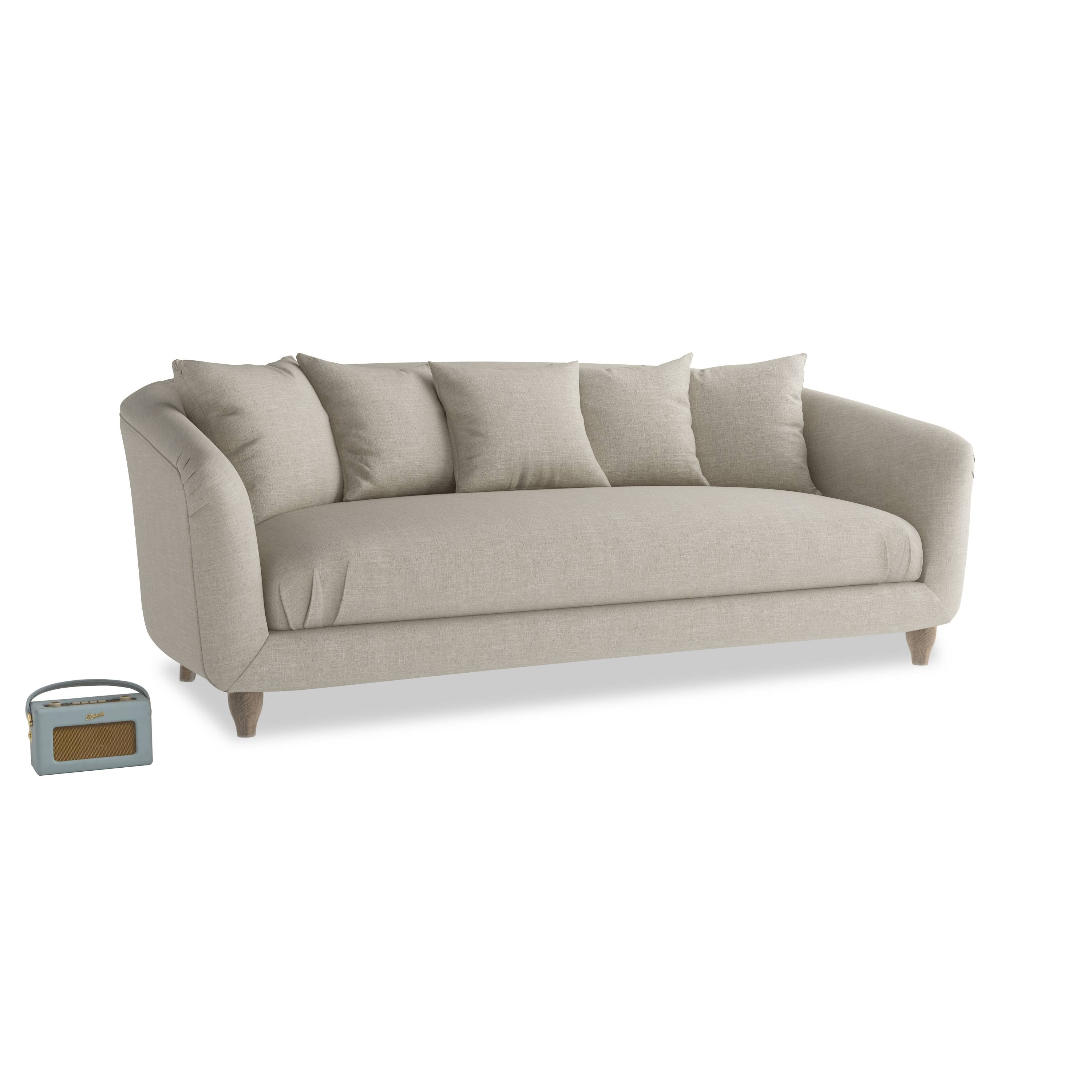 Comfy Sofas | 2 Seater, 3 Seater, Corner & Chaise Sofas | Loaf intended for 2X2 Corner Sofas (Image 4 of 30)