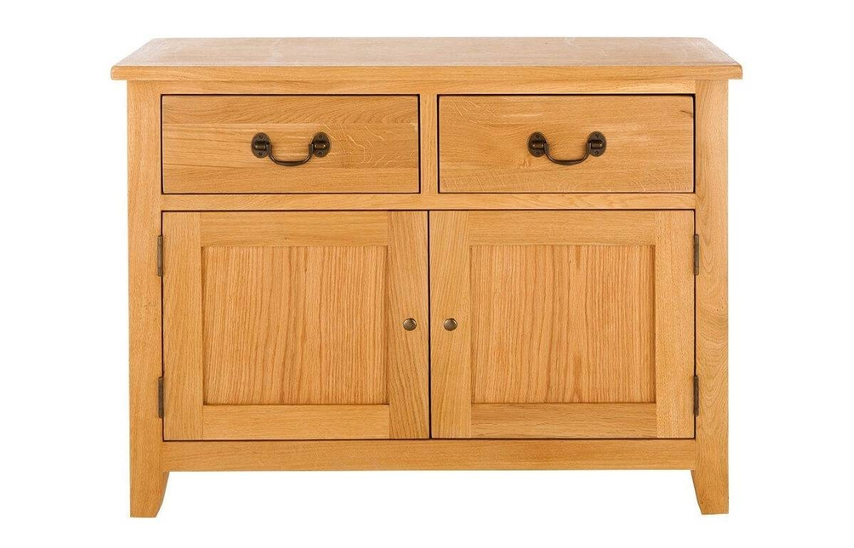 Compact Sideboard Units To Suit Any Size Of Room – The Furniture Co with Ready Assembled Sideboards (Image 8 of 30)