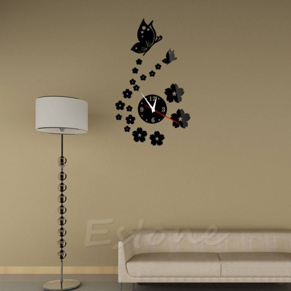 Compare Prices On Butterfly Mirrors- Online Shopping/buy Low Price regarding Butterfly Wall Mirrors (Image 5 of 25)