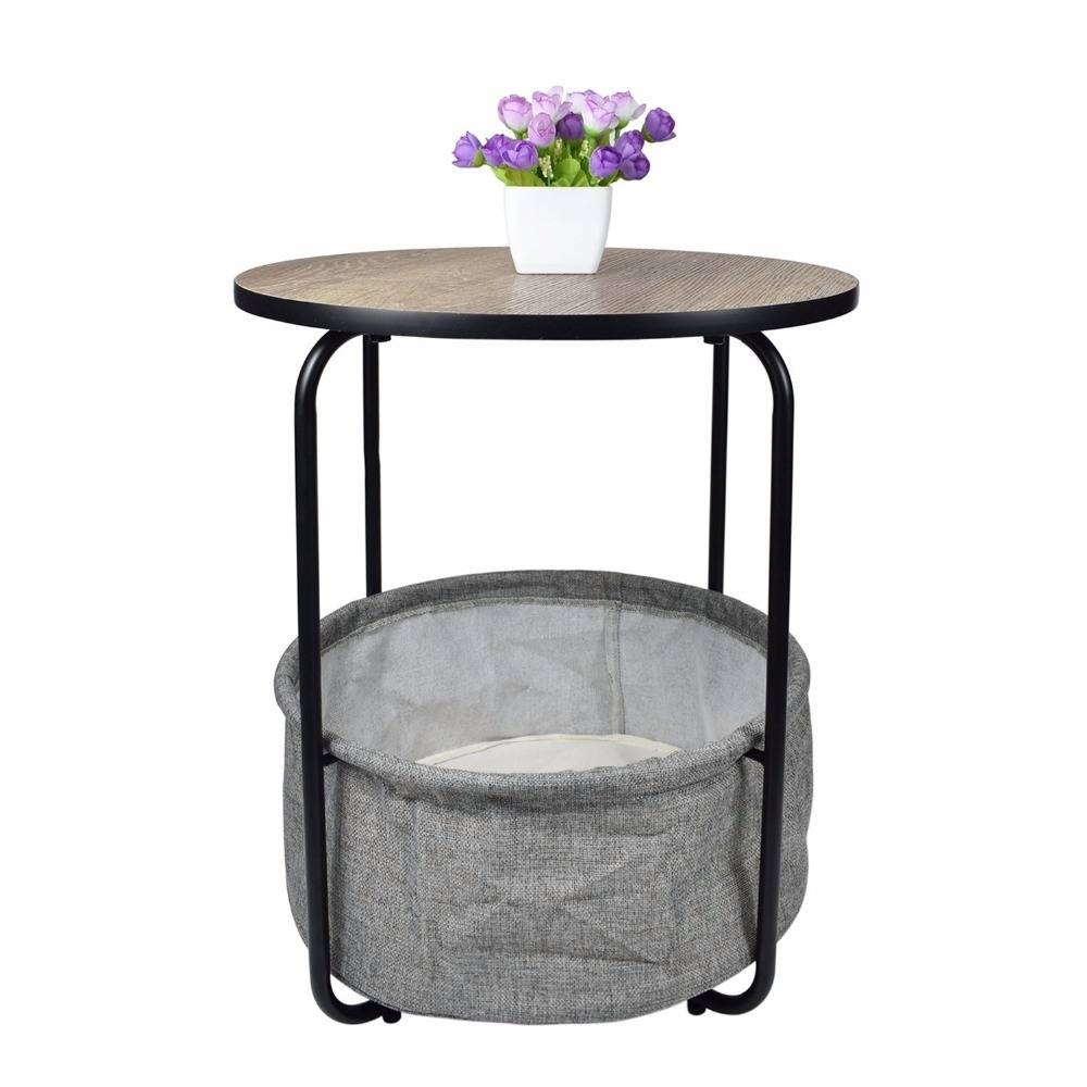 Compare Prices On Corner Side Table Online Shopping/buy Low Price Intended For Coffee Table Rounded Corners (View 13 of 30)