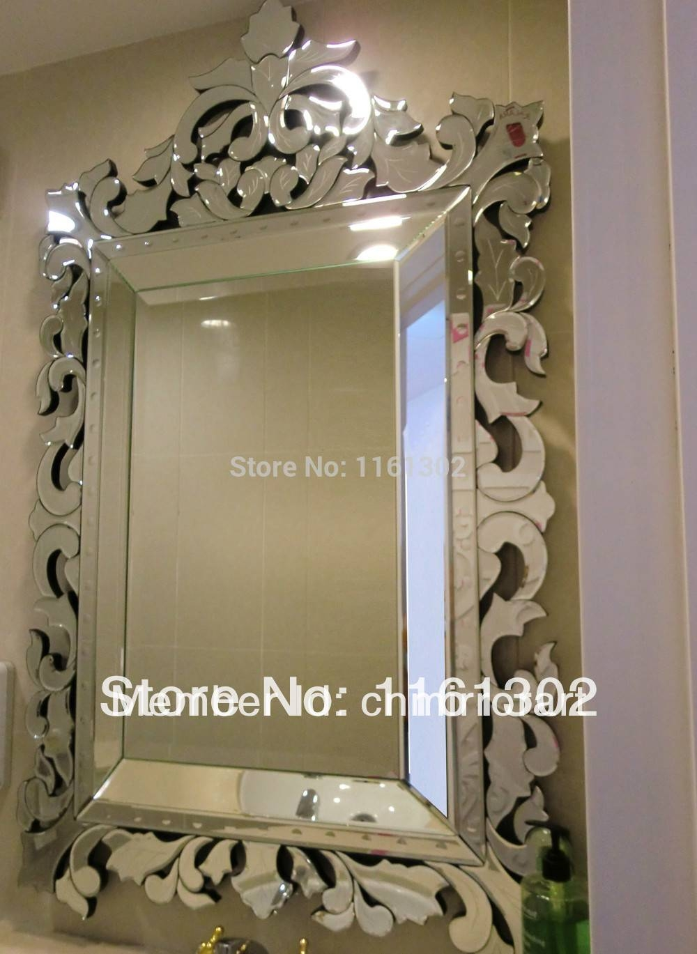Compare Prices On Venetian Mirror Wall- Online Shopping/buy Low regarding Venetian Heart Mirrors (Image 10 of 25)
