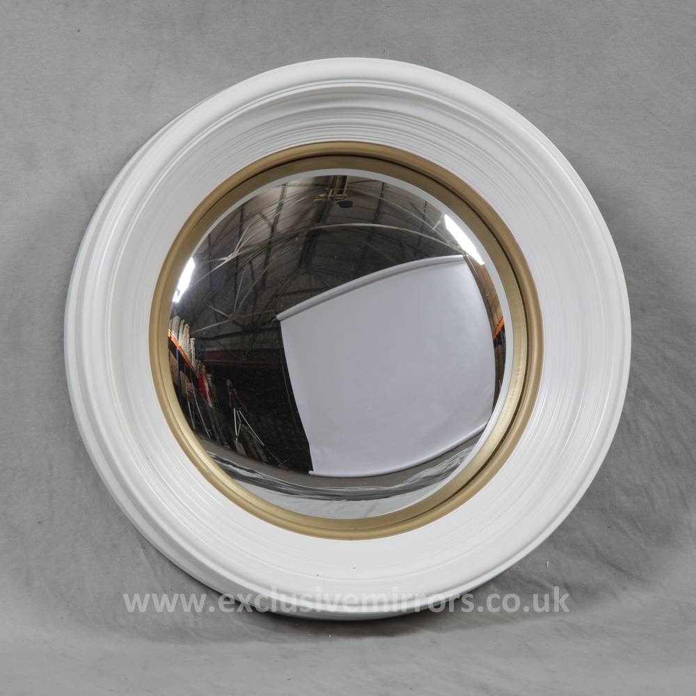 Concave Mirror For Sale 2 Cool Ideas For Medium Convex Mirror regarding Small Round Convex Mirrors (Image 10 of 25)