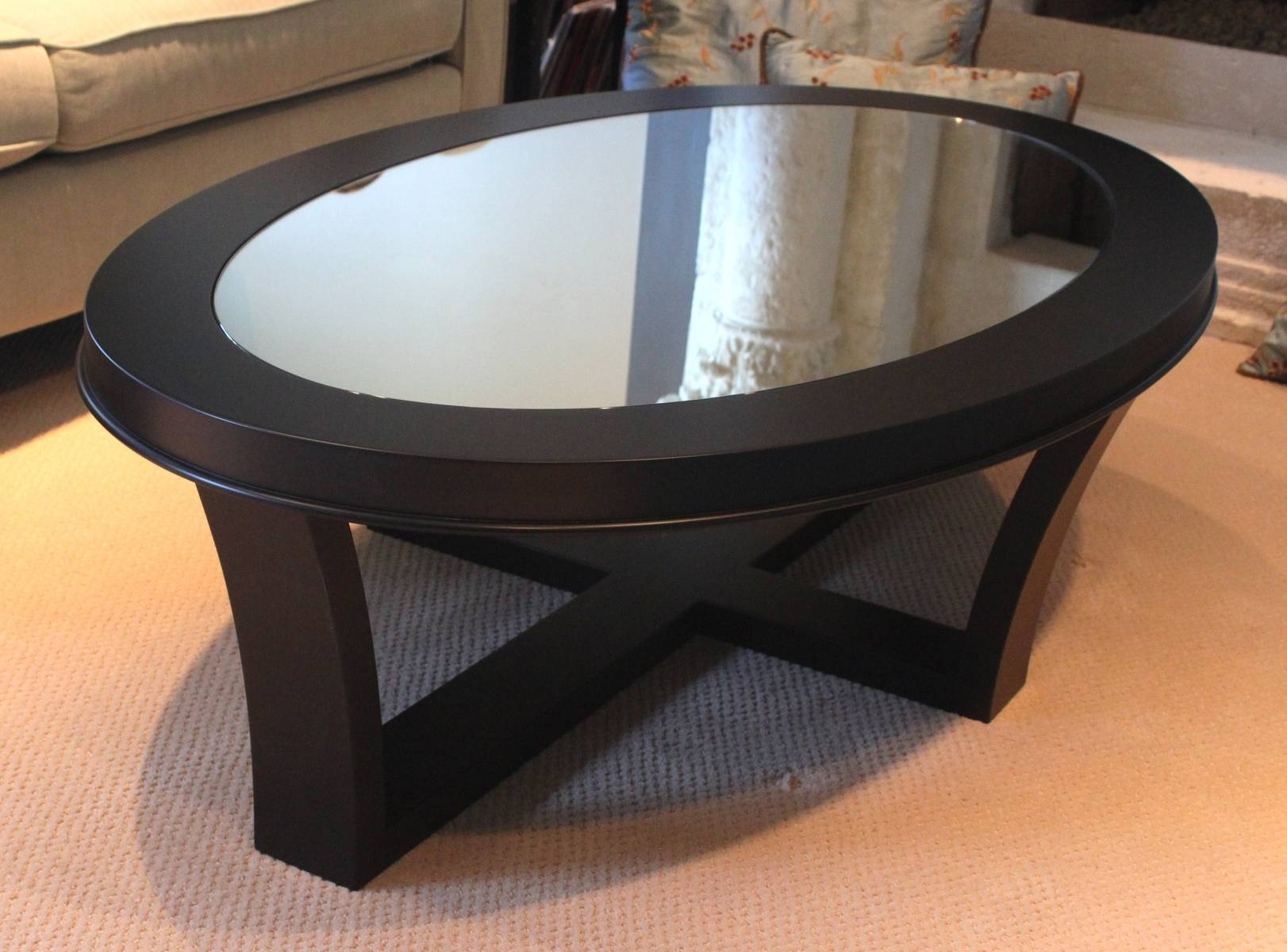 Confortable Black Wood And Glass Coffee Table With Interior Home for Black Wood And Glass Coffee Tables (Image 11 of 30)