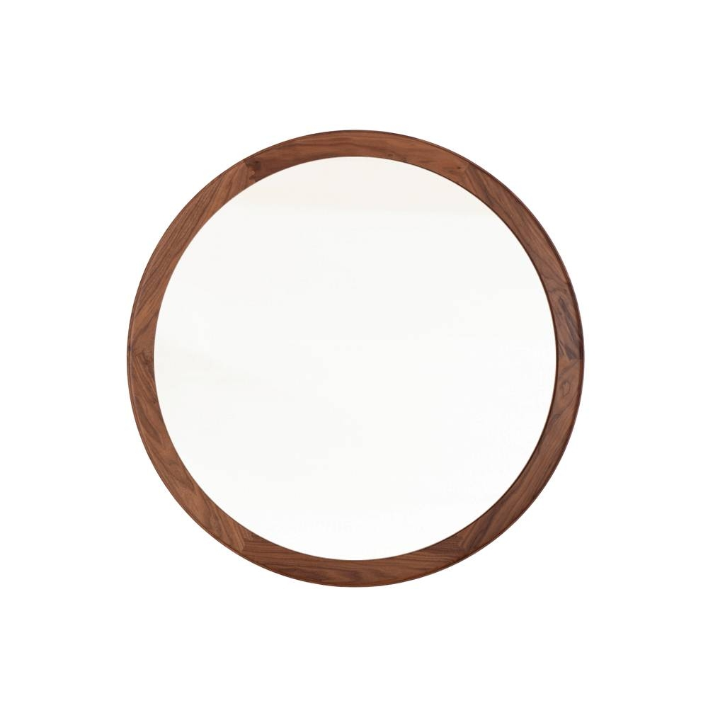 Coniston Large Round Mirror | Matthew Hilton | The Future Perfect with regard to Large Round Mirrors (Image 8 of 25)