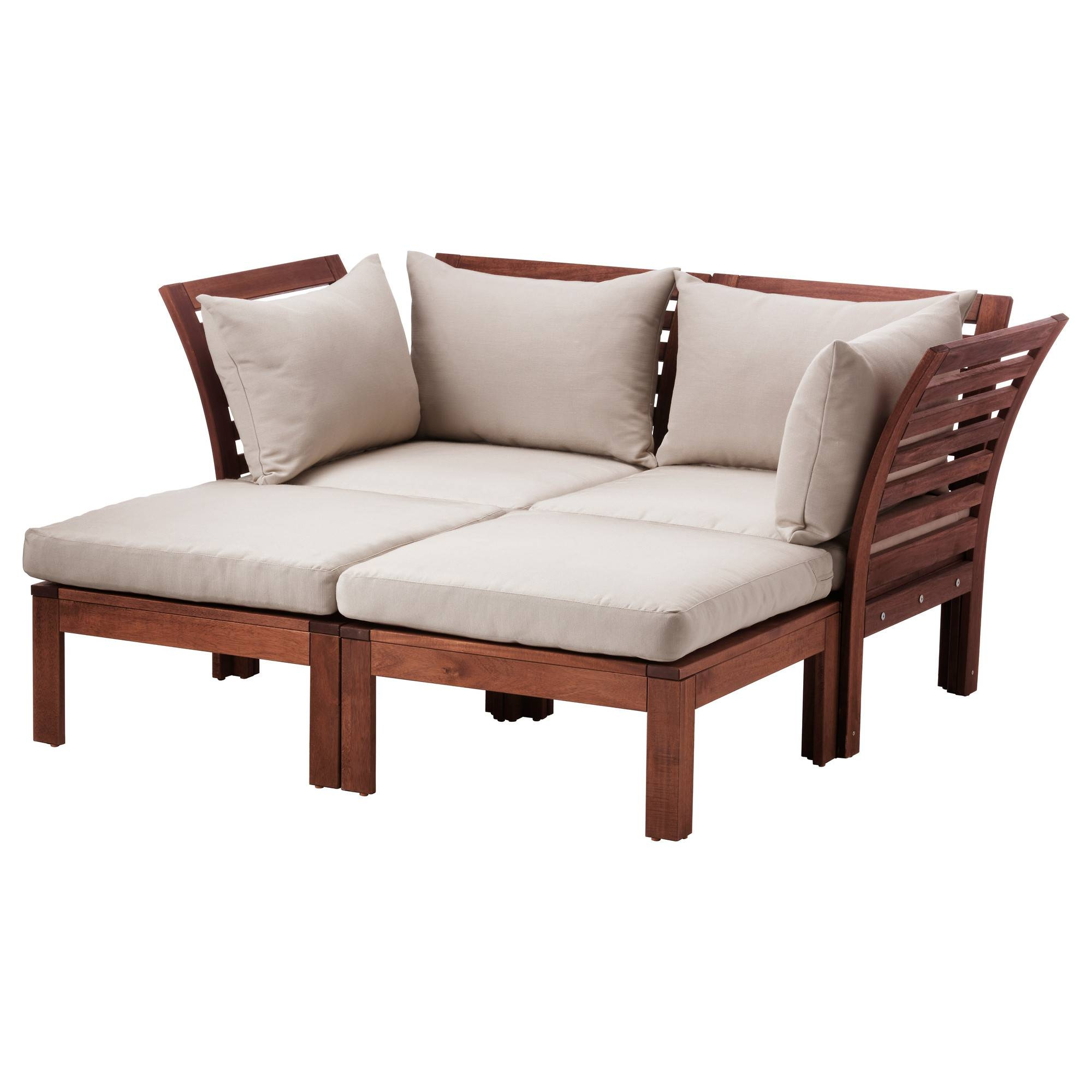 Conservatory Furniture & Garden Sofa Sets | Ikea regarding Small Sofas Ikea (Image 3 of 30)