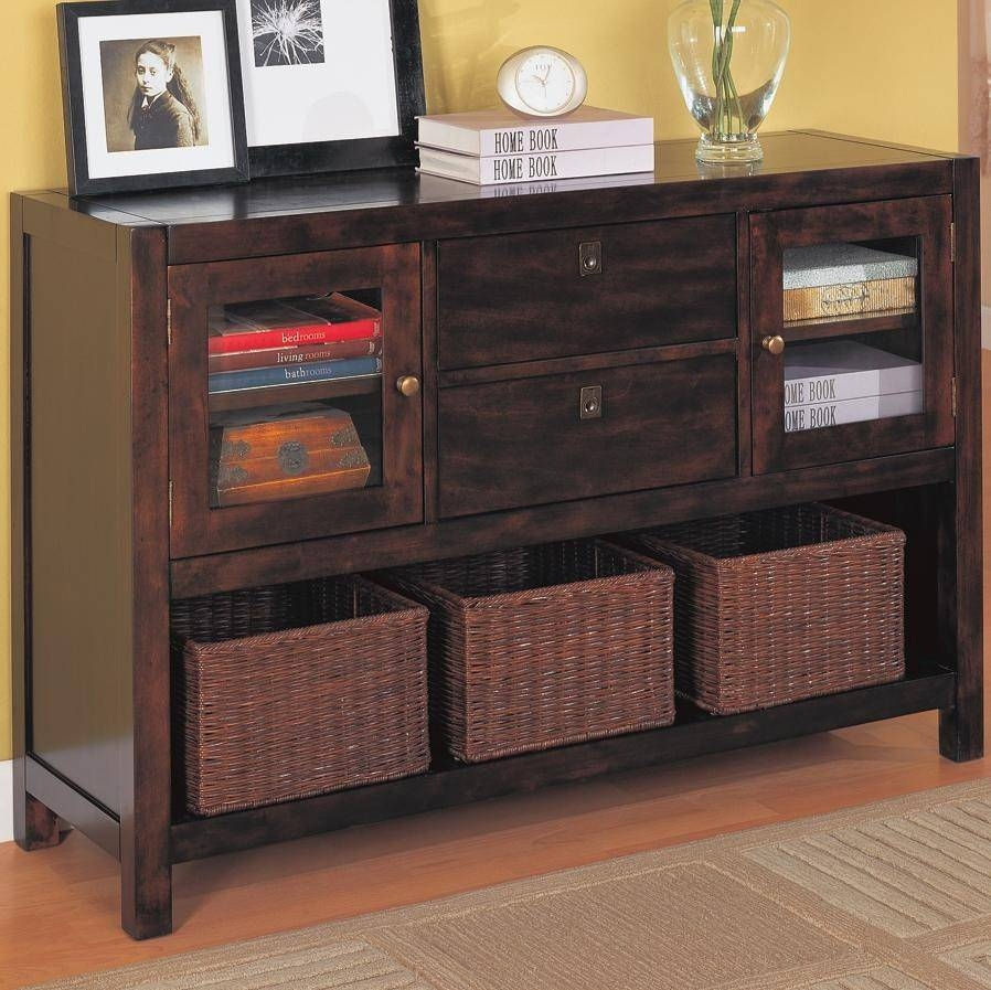 Console Table With Drawers And Shelves – My Blog intended for Sofa Table Drawers (Image 7 of 30)