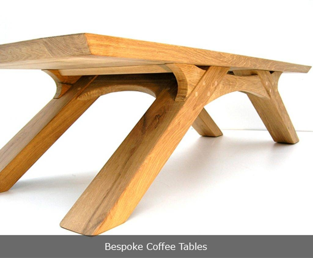 Contemporary Bespoke Furniture   Handmade Oak Dining Tables pertaining to Bespoke Coffee Tables (Image 22 of 30)