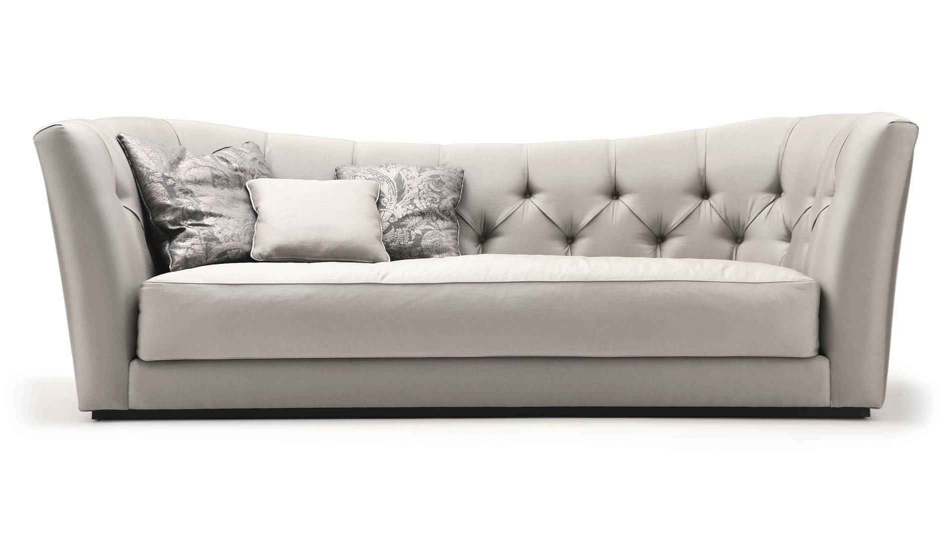 Contemporary, Butterfly 3 Seater Sofa , Buy Online At Luxdeco Regarding Modern 3 Seater Sofas (View 1 of 30)