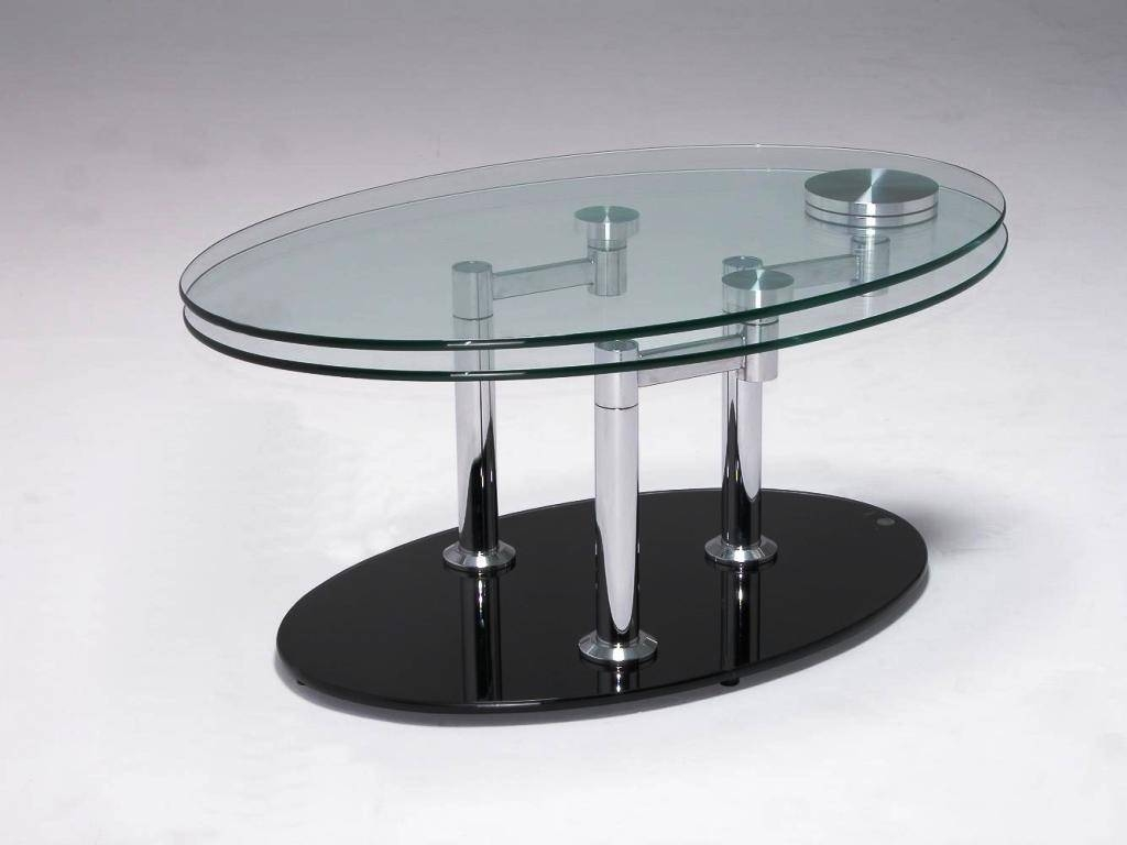 Contemporary Coffee Table Nowadays for Modern Glass Coffee Tables (Image 7 of 30)