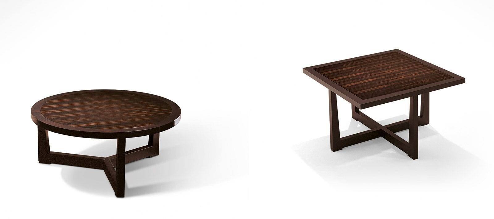 Contemporary Coffee Table / Solid Wood / Beech / Macassar Ebony with Beech Coffee Tables (Image 16 of 30)