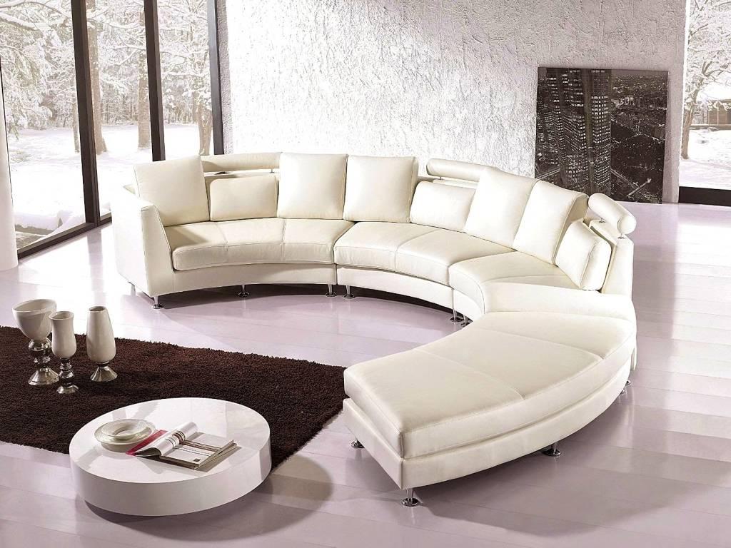 Contemporary Curved Sofas — Home Design Stylinghome Design Styling regarding Contemporary Curved Sofas (Image 6 of 30)