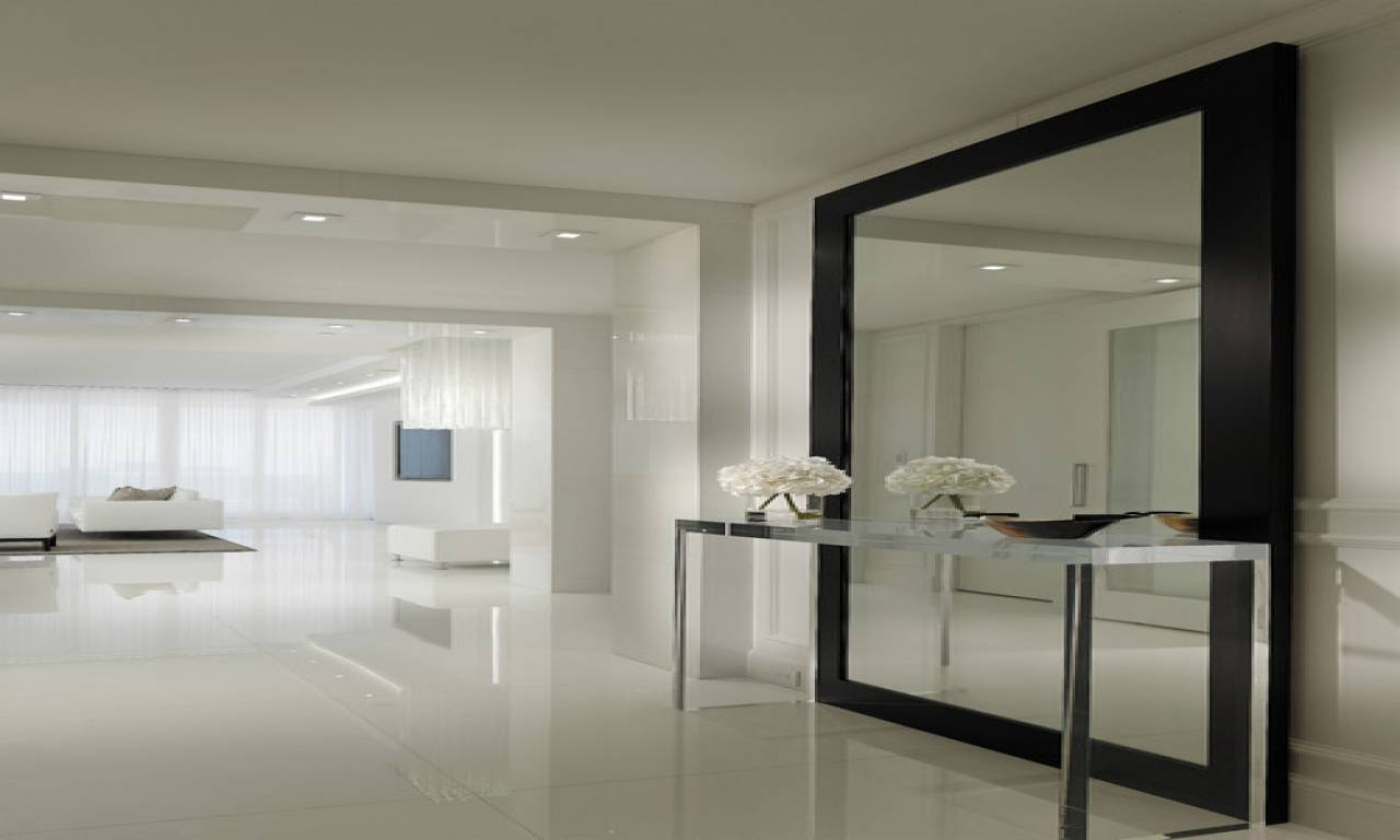 Contemporary Hallway Mirrors Mirror Ideas Bdfaa - Amys Office regarding Contemporary Hall Mirrors (Image 14 of 25)