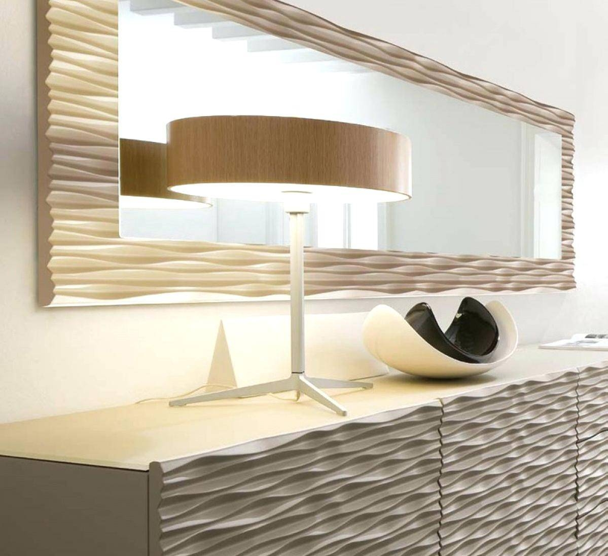 Contemporary Large Wall Mirrors On Modernlarge Beautiful Modern pertaining to Venetian Heart Mirrors (Image 11 of 25)
