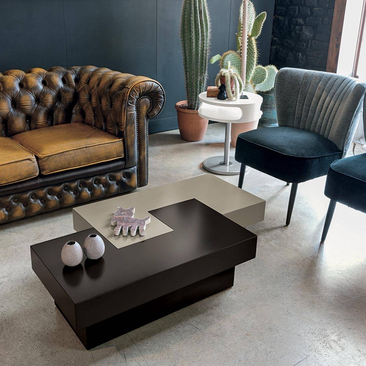 Contemporary Modern Design Coffee Tables In Glass Or Wood My inside Bespoke Coffee Tables (Image 23 of 30)
