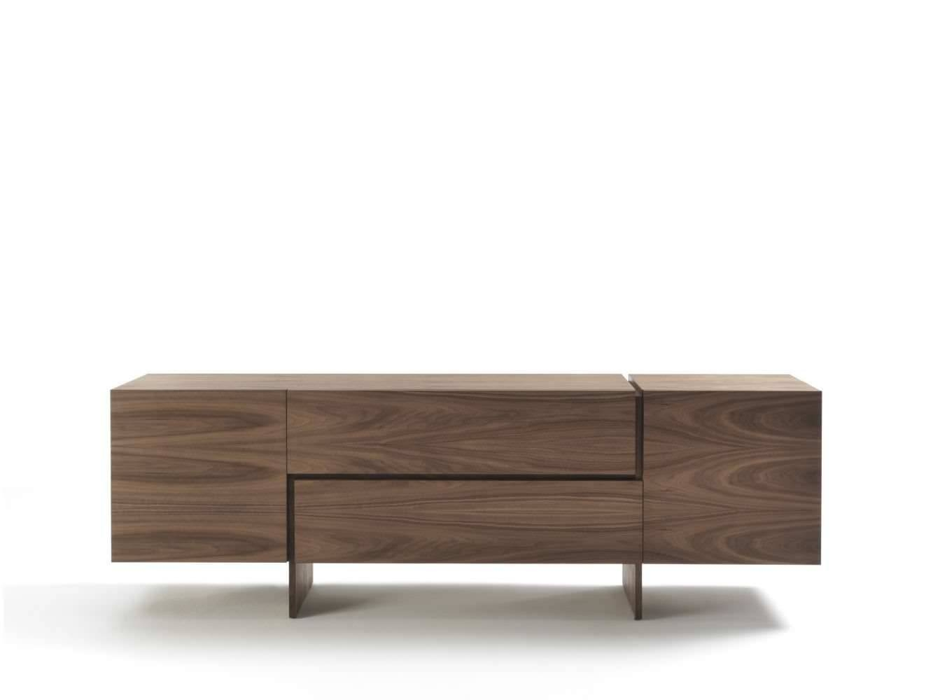 Contemporary Sideboard / Solid Wood - Akibartoli Design - Riva throughout Contemporary Wood Sideboards (Image 8 of 30)