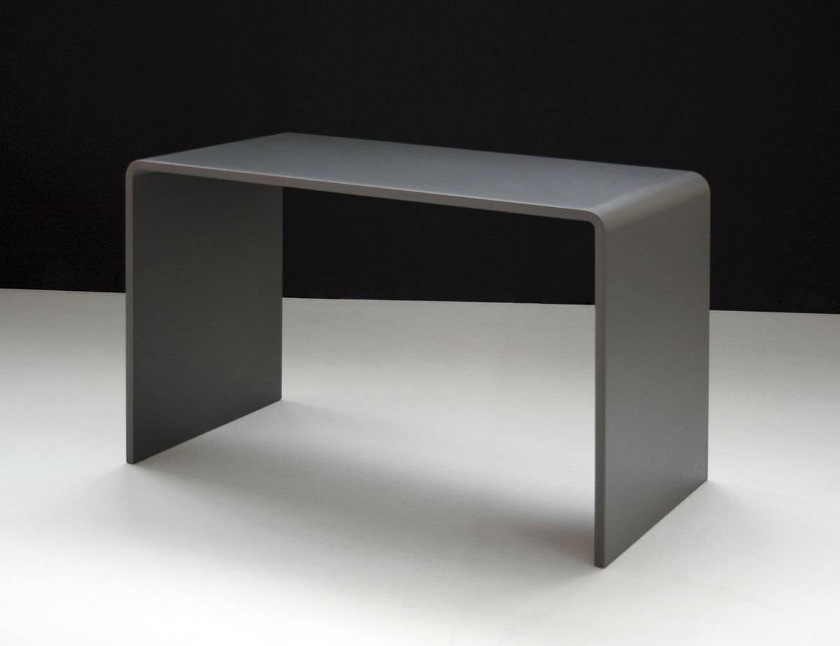 Contemporary Sideboard Table / Metal / Rectangular - Solitaire for Metal Sideboard Furniture (Image 6 of 30)