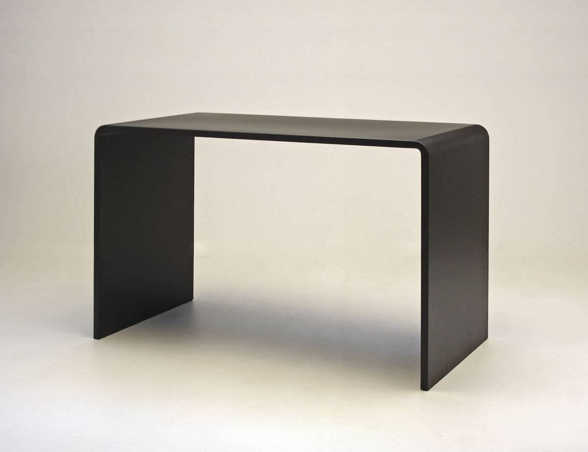 Contemporary Sideboard Table / Metal / Rectangular - Solitaire pertaining to Metal Sideboard Furniture (Image 7 of 30)