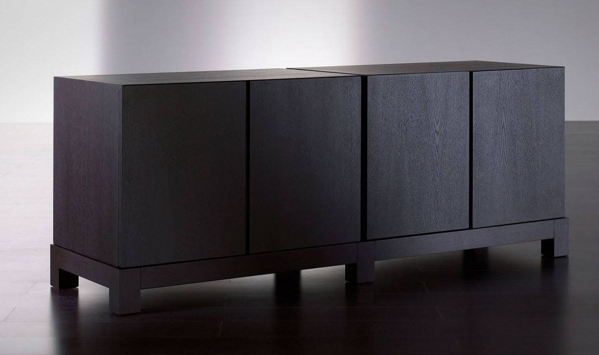 Contemporary Sideboard / Wooden - Douglas - Meridiani with regard to Contemporary Sideboard Cabinets (Image 6 of 30)