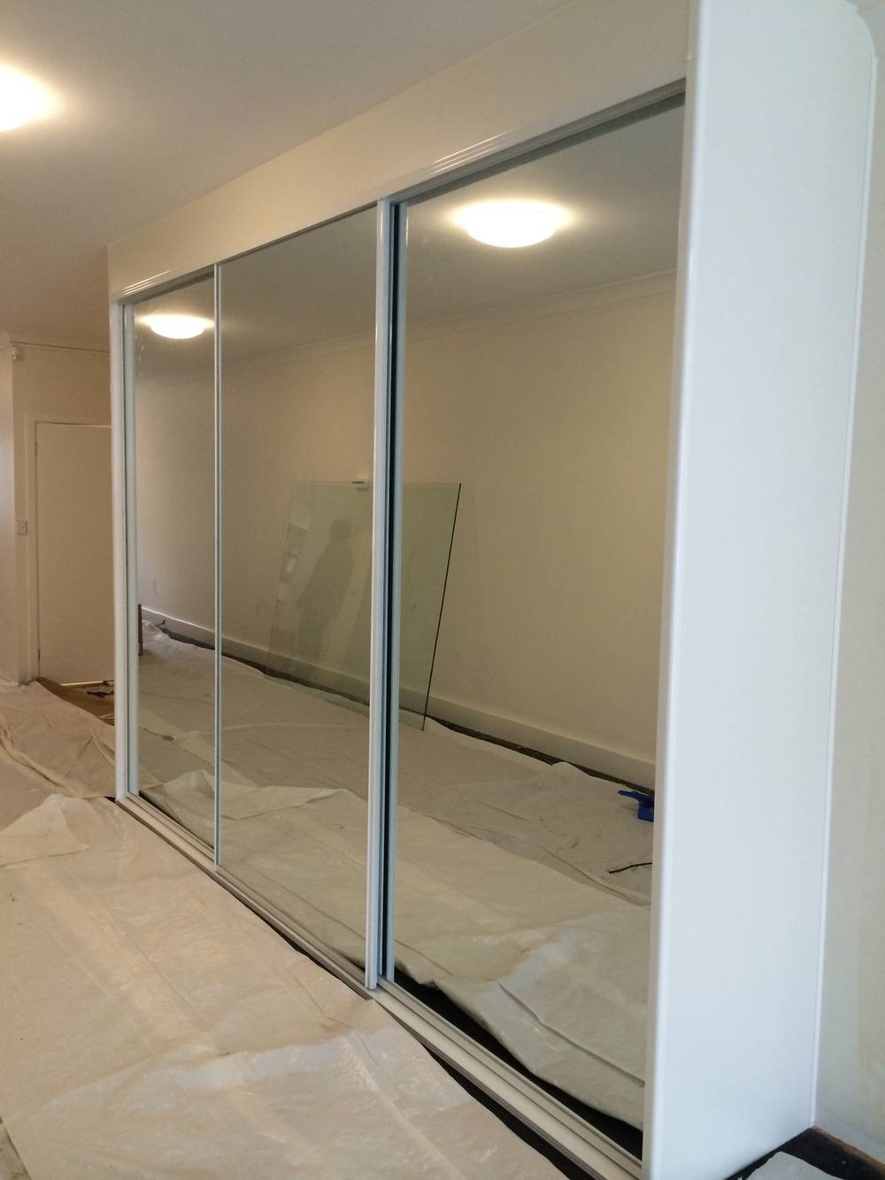 Contemporary Sliding Wardrobes — Quality Kitchens And Wardrobes pertaining to Three Door Mirrored Wardrobes (Image 8 of 15)
