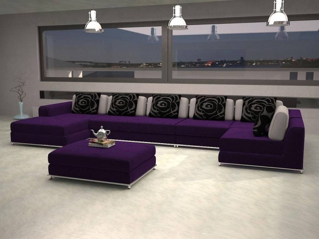 Contemporary Sofa | Custom Made Sofa Intended For Custom Made Sectional Sofas (Photo 16 of 30)