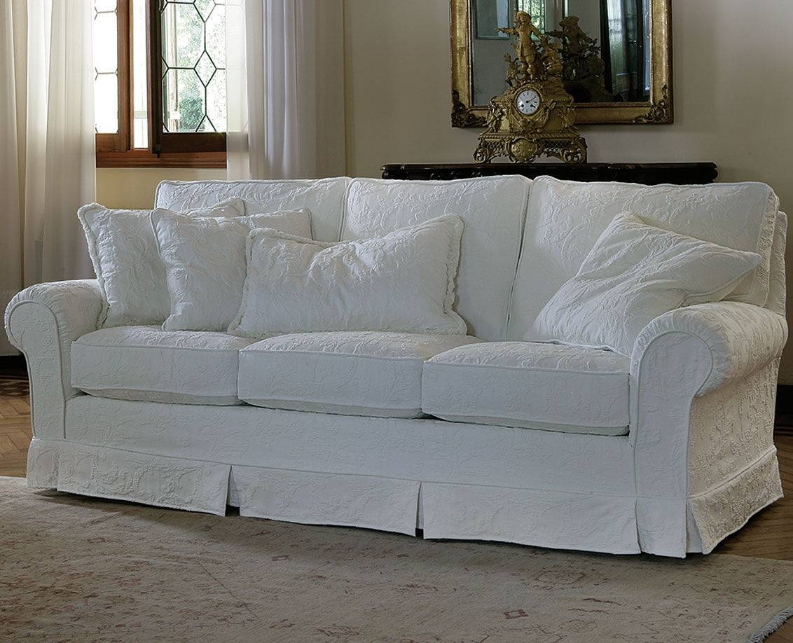 Contemporary Sofa / Fabric / With Removable Cover - Brioni regarding Sofa With Removable Cover (Image 6 of 30)