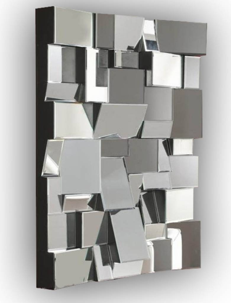 Contemporary Wall Mirrors – Home Wall Art & Shelves Inside Contemporary Mirrors (View 8 of 25)