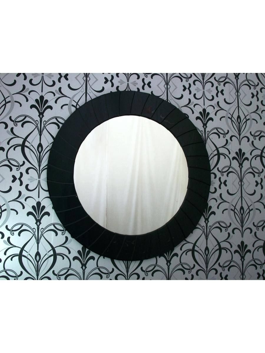 Contemporarymodern Black Wall Mirrors Modern Mirror – Shopwiz for Large Art Deco Wall Mirrors (Image 14 of 25)