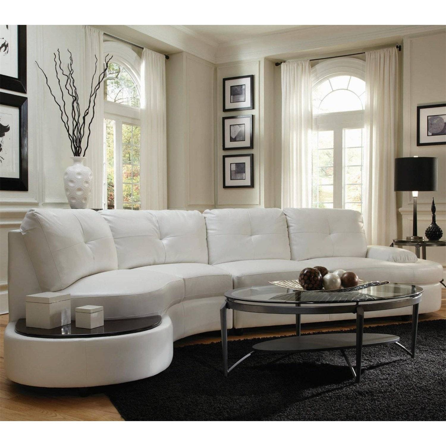 Conversation Sofa Sectional - Artenzo within Conversation Sofa Sectional (Image 11 of 30)