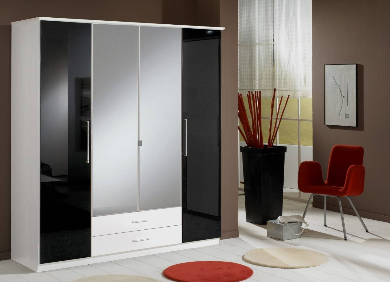 Displaying Gallery of Black Shiny Wardrobes (View 7 of 15 ...