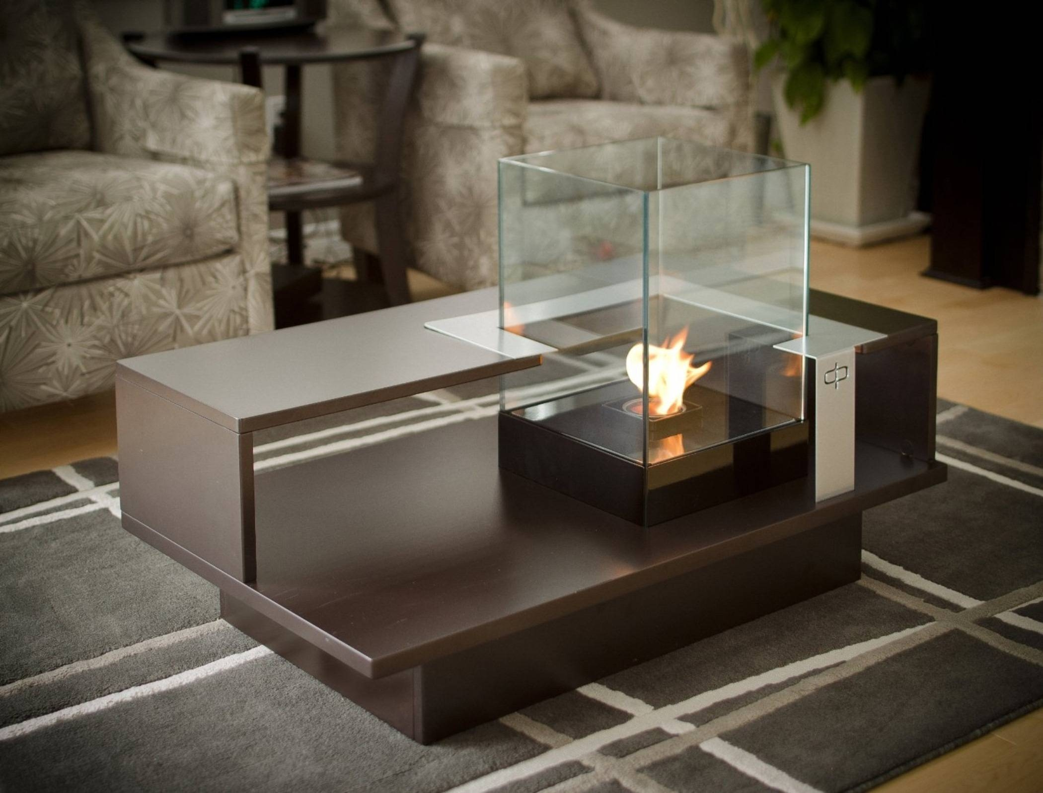 Cool Wood Coffee Tables Custom Home Design regarding Wood Chrome Coffee Tables (Image 9 of 30)