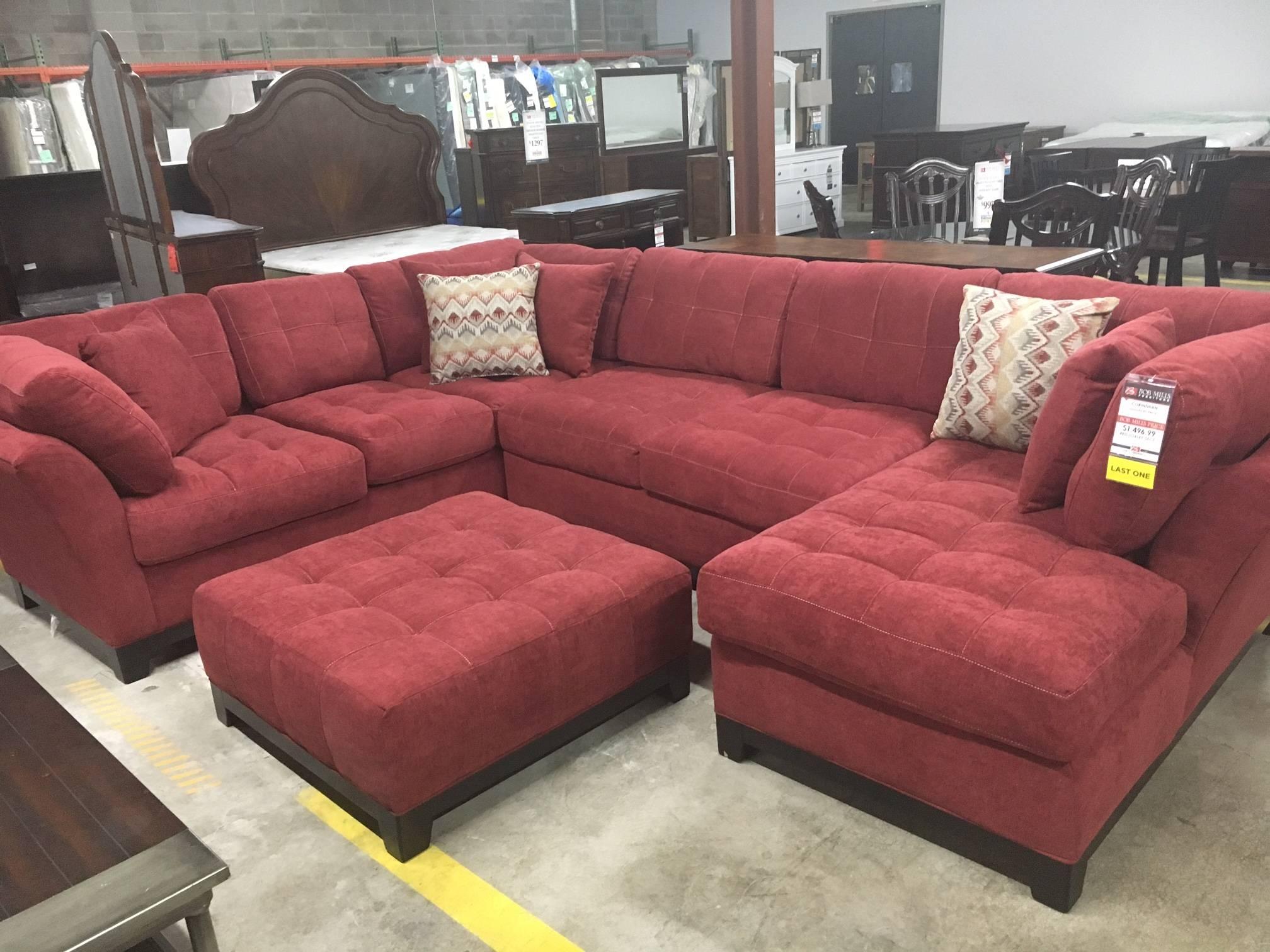 Corinthian Loxley Sectional Sofa - Bob Mills Furniture Okc with regard to Corinthian Sectional Sofas (Image 15 of 30)