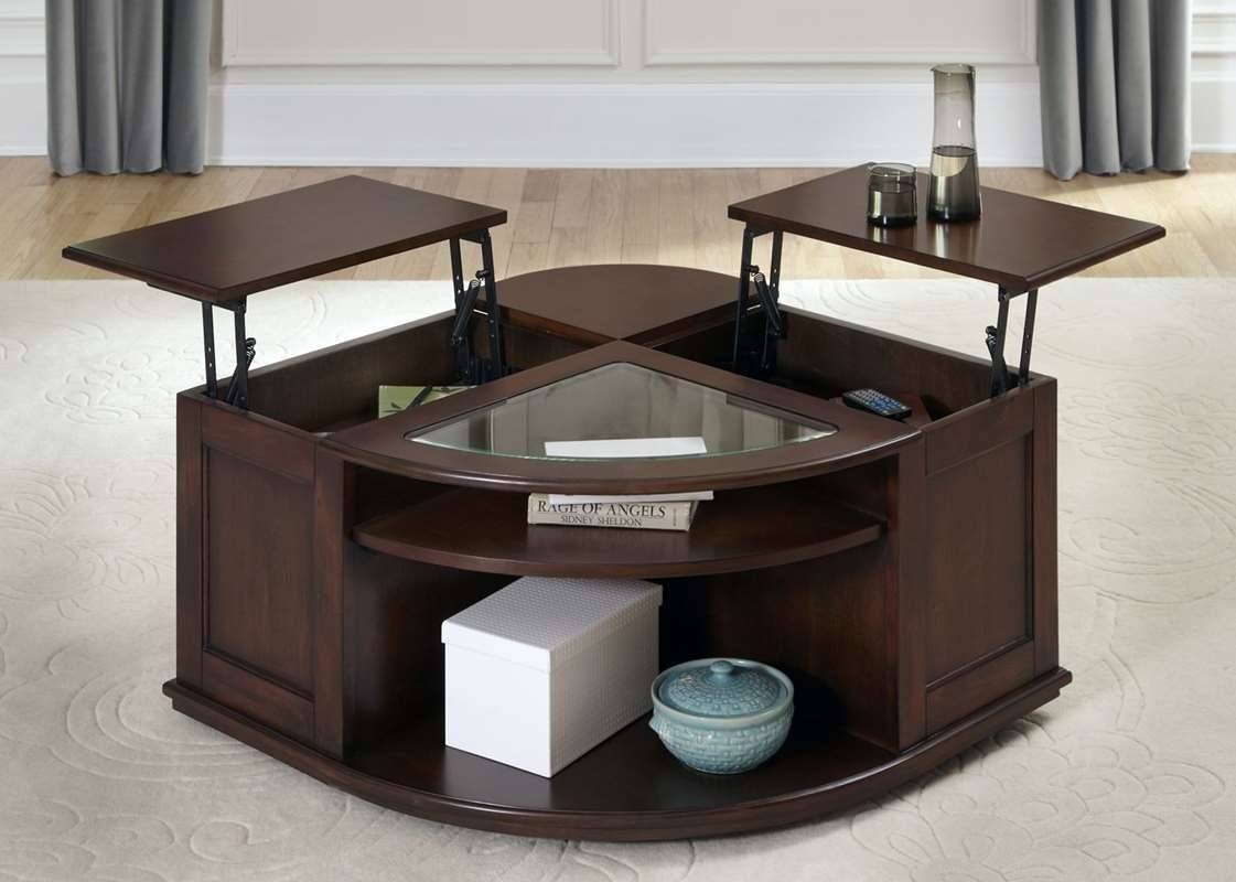 Corner Lift Top Coffee Table | Home Design Ideas throughout Corner Coffee Tables (Image 15 of 30)