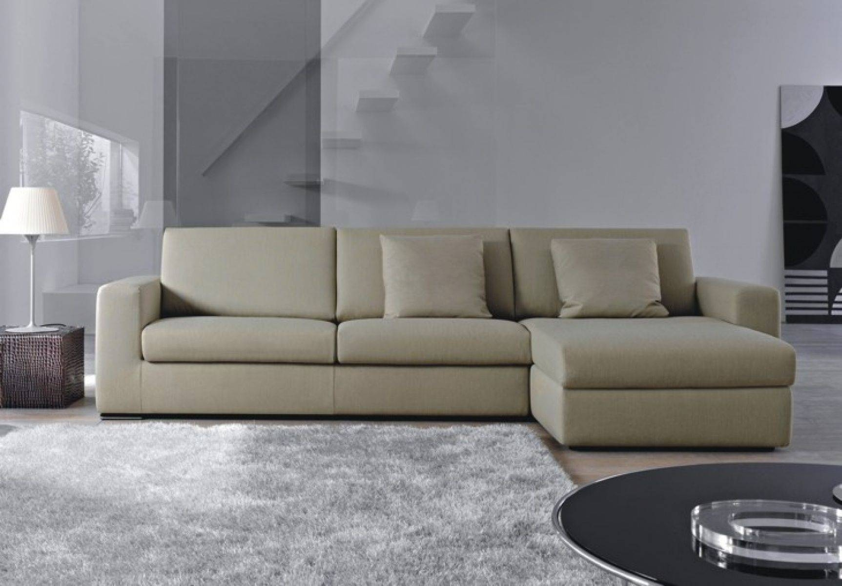 Corner Sofa / Bed / Contemporary / Fabric - Alfred - Doimo Salotti within Contemporary Fabric Sofas (Image 3 of 30)