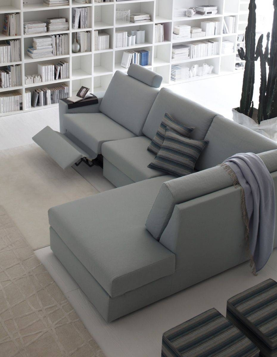 Corner Sofa / Contemporary / Fabric / 4-Seater - Elvis - Doimo Salotti regarding Contemporary Fabric Sofas (Image 7 of 30)