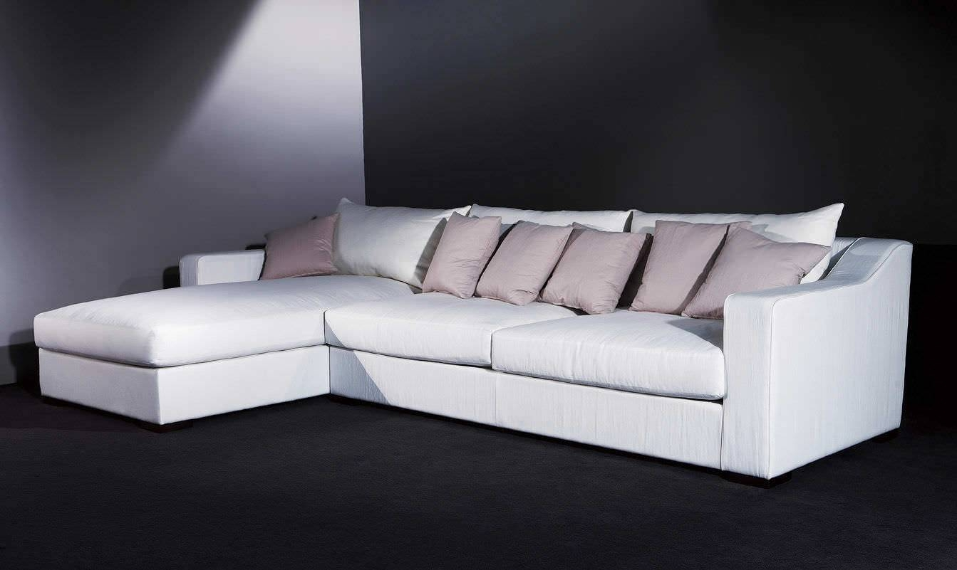 Corner Sofa / Contemporary / Fabric / 7 Seater And More - Monroe within Long Chaise Sofa (Image 6 of 25)