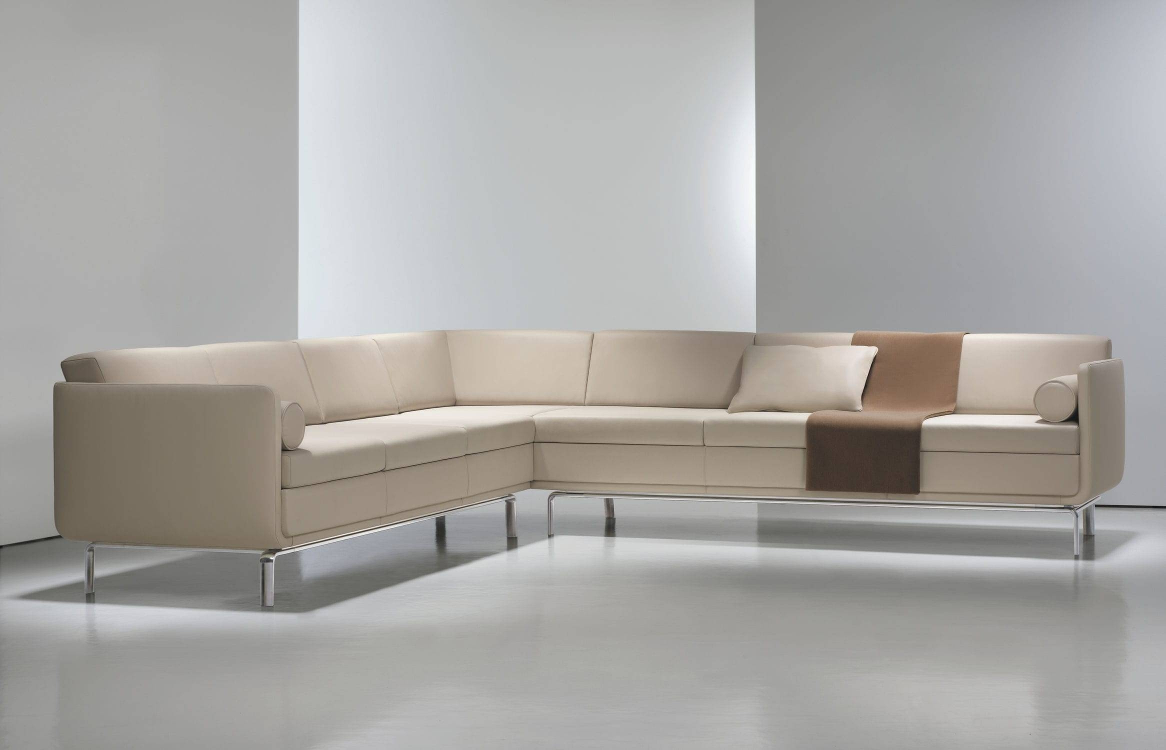 Corner Sofa / Contemporary / Fabric /arik Levy - Gaia in Contemporary Fabric Sofas (Image 8 of 30)