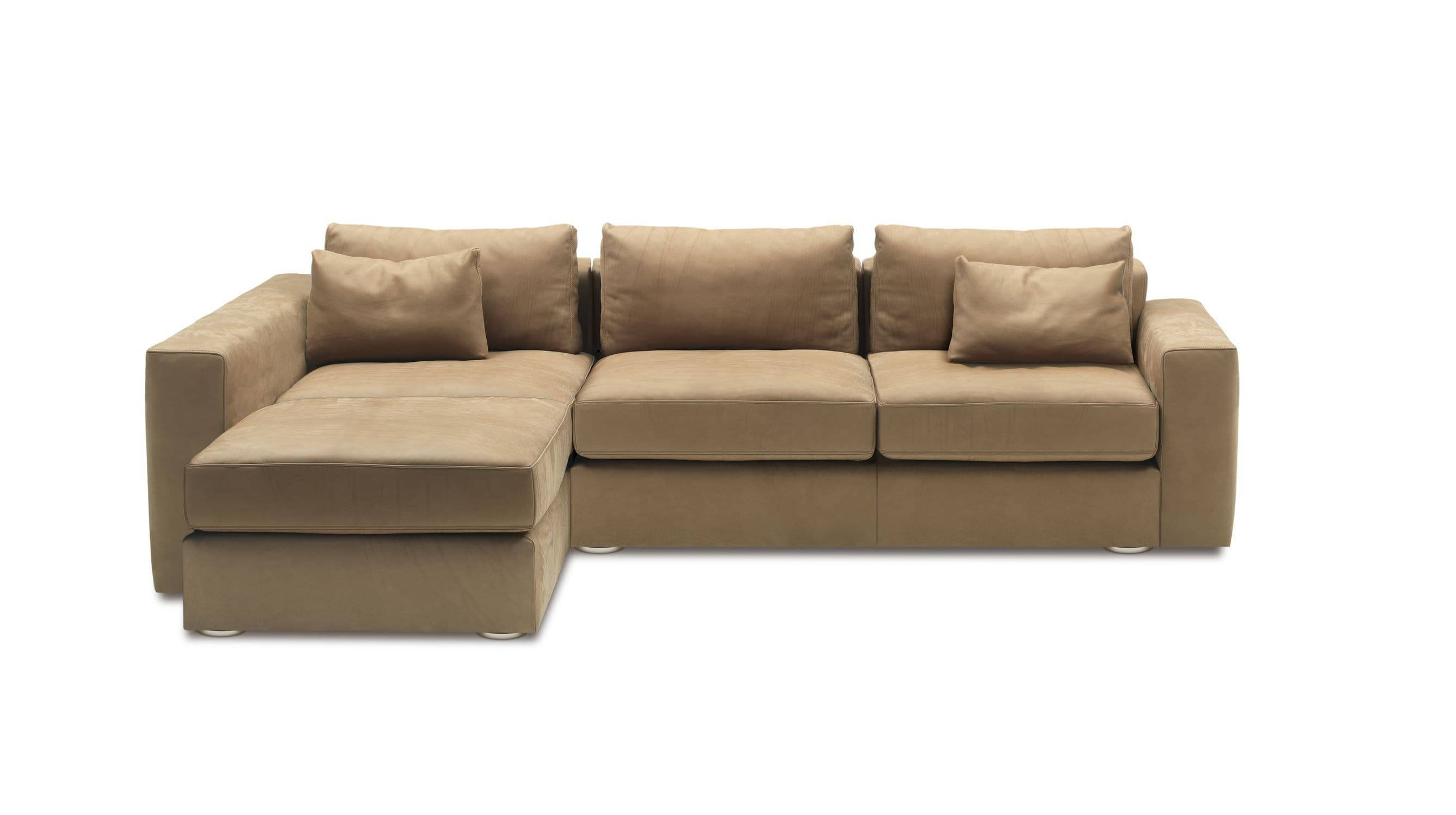 Corner Sofa / Modular / Contemporary / Leather - Ds-247Gordon throughout Modular Corner Sofas (Image 15 of 30)