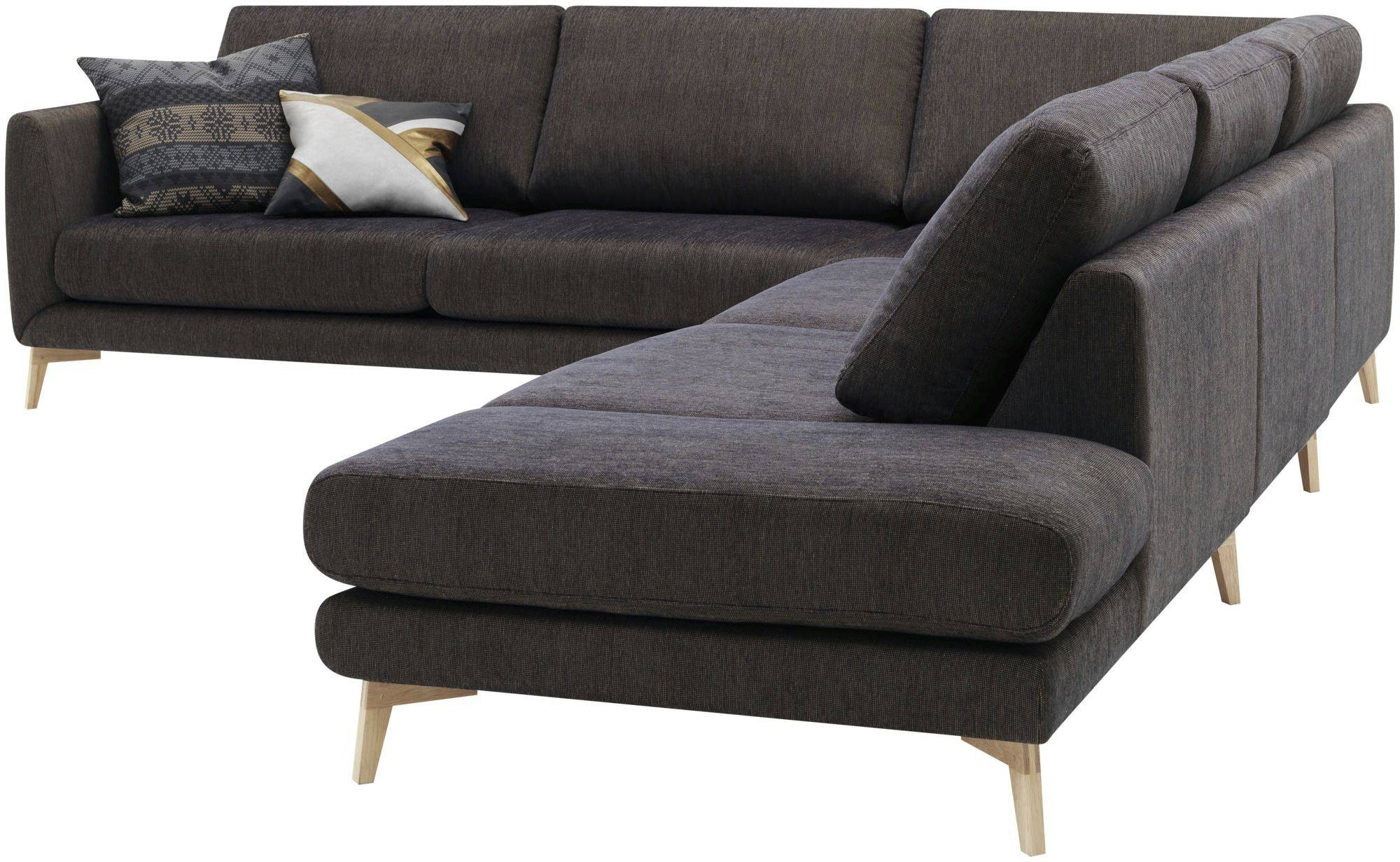 Corner Sofa / Modular / Contemporary / Leather - Fargoanders with regard to Modular Corner Sofas (Image 17 of 30)