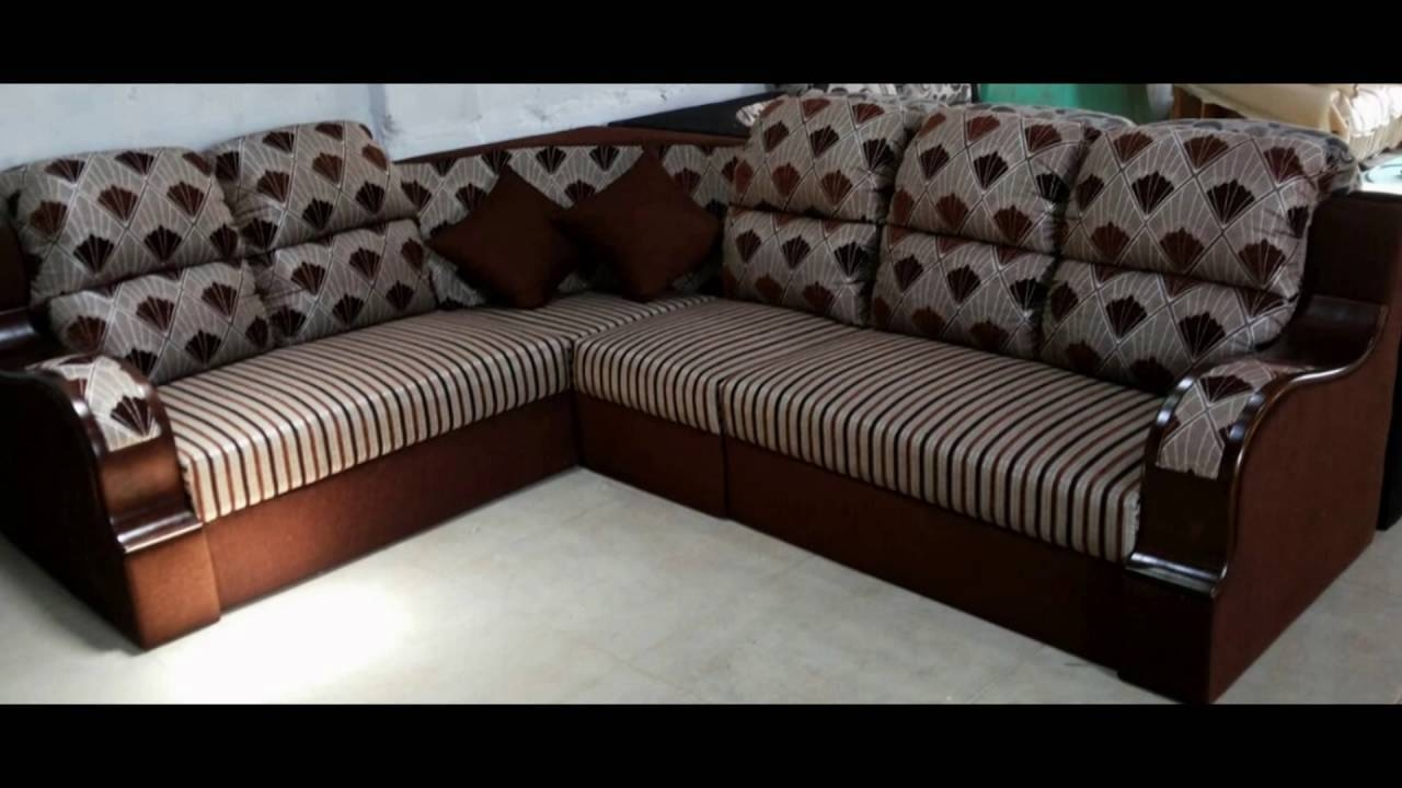 Corner Sofa Set For Your Living Roomerode Steel Furniture – Youtube Intended For Corner Sofa Chairs (View 8 of 30)