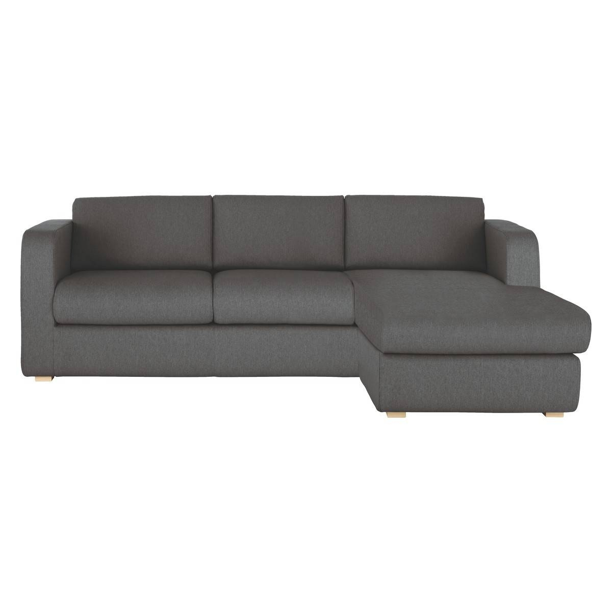 Corner Sofas; Leather & Fabric L-Shaped Styles - Habitat intended for L Shaped Fabric Sofas (Image 8 of 30)