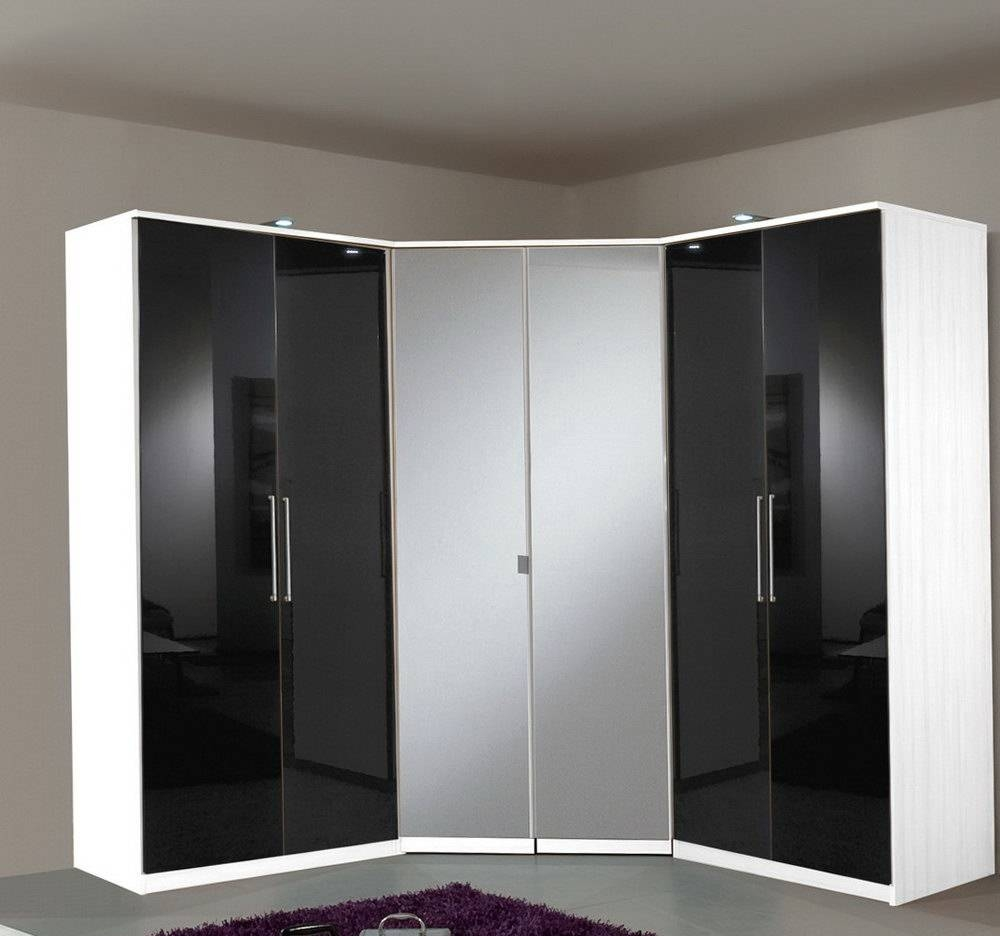 Corner Wardrobe Closet Design — Decorative Furniture : Decorative for Corner Wardrobe Closet Ikea (Image 5 of 30)