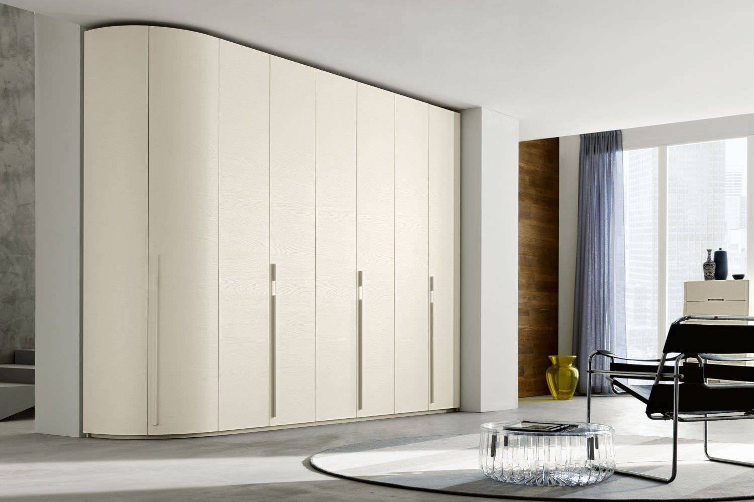 & 30 Best Collection of Curved Corner Wardrobe Doors pezcame.com