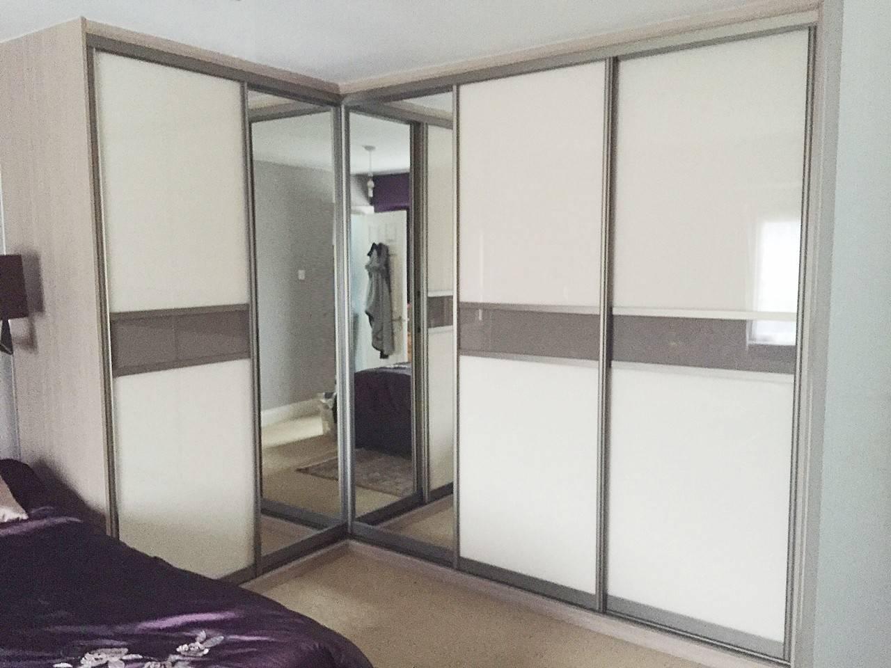 Corner Wardrobes | Slideglide - Sliding Wardrobes And Storage with regard to Corner Wardrobes (Image 9 of 15)