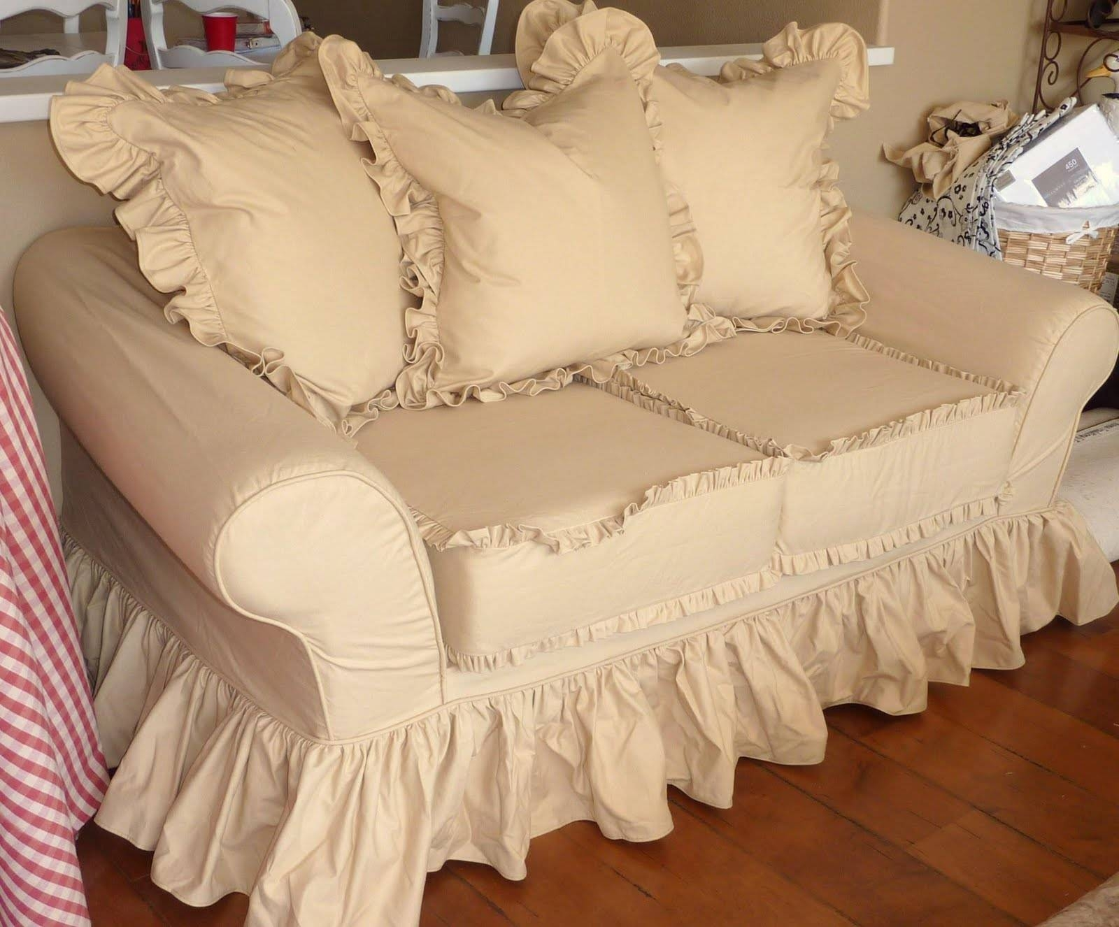 Couch Cover Styles For Chintz Sofa Covers (View 3 of 10)