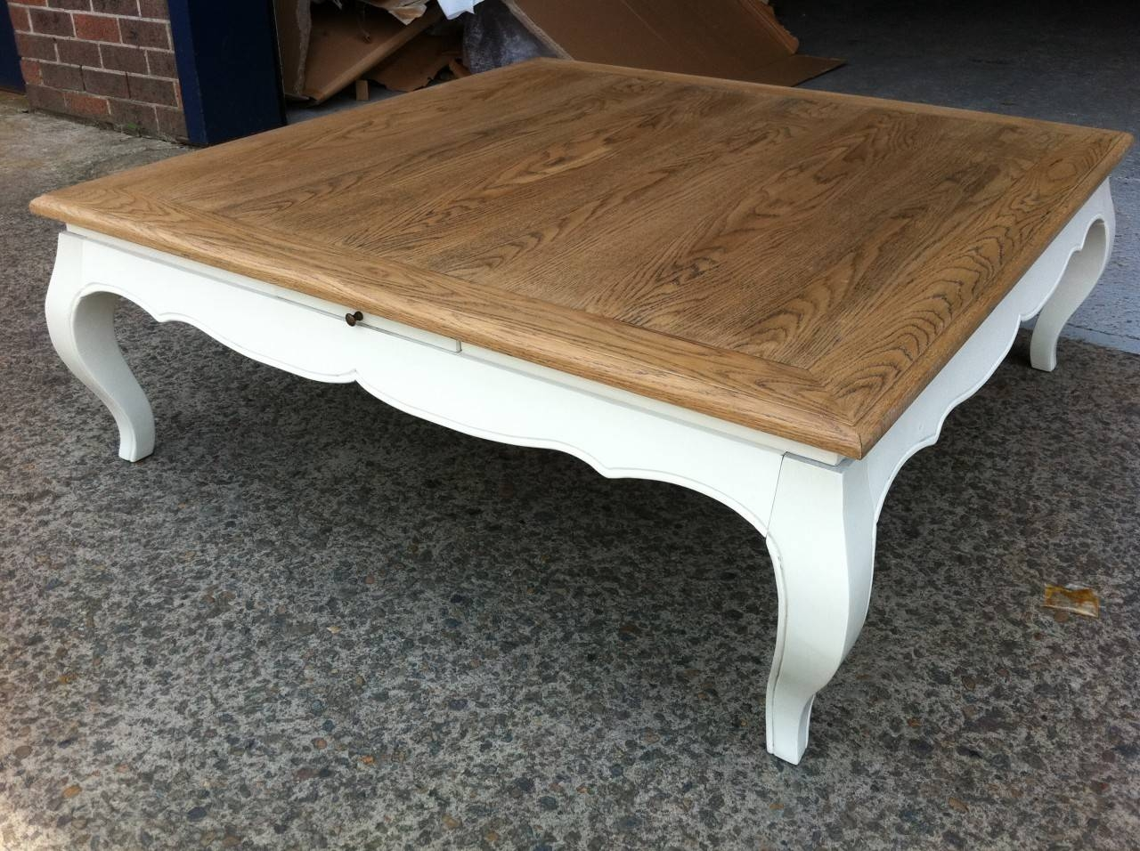 Country Coffee Tables With Regard To Country French Coffee Tables (View 11 of 30)
