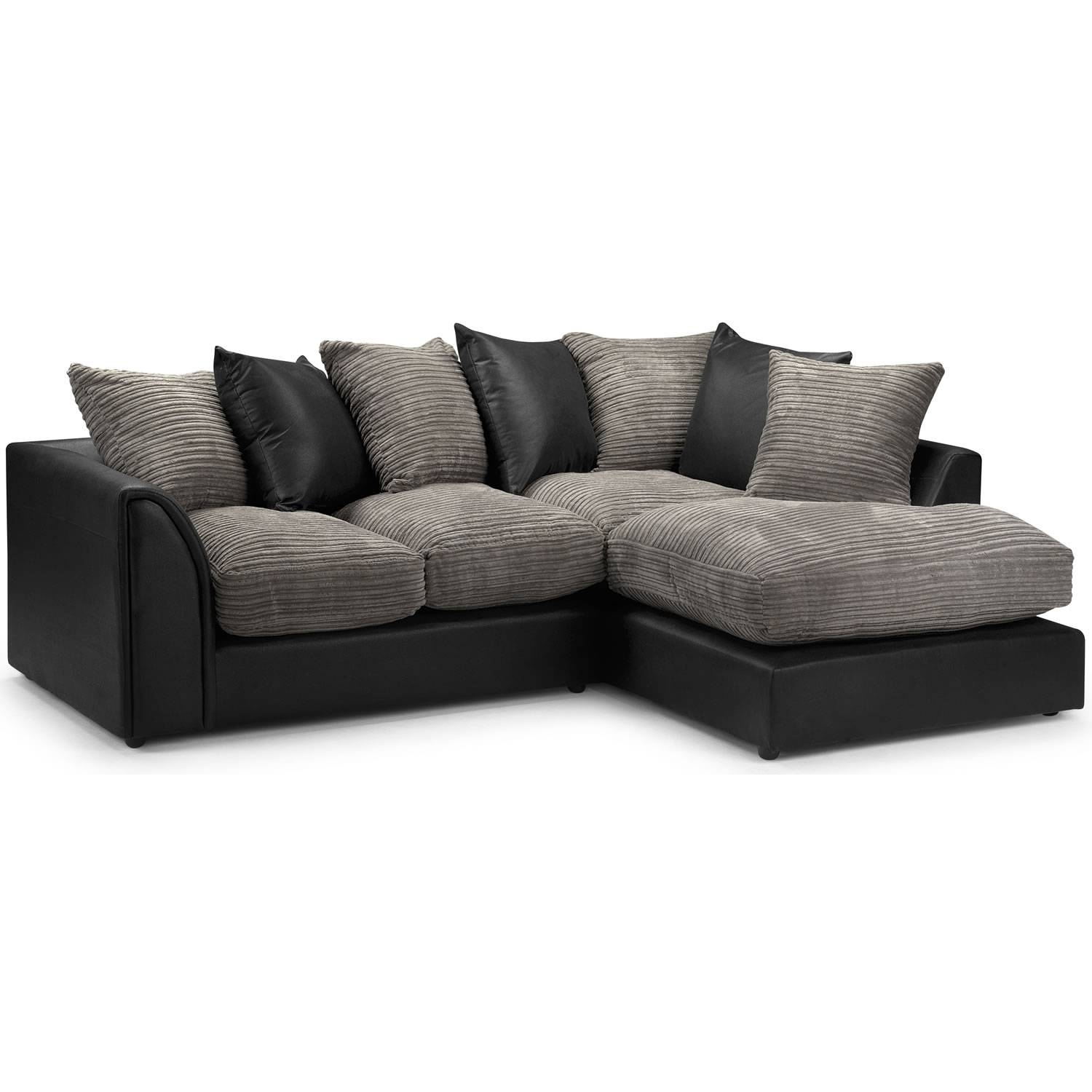 Courner Sofas intended for Leather Corner Sofas (Image 11 of 30)