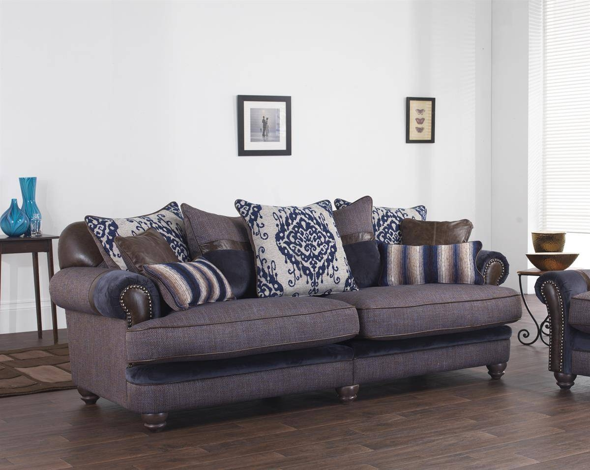Coytes - Sofa & Chairs with regard to Canterbury Leather Sofas (Image 13 of 30)
