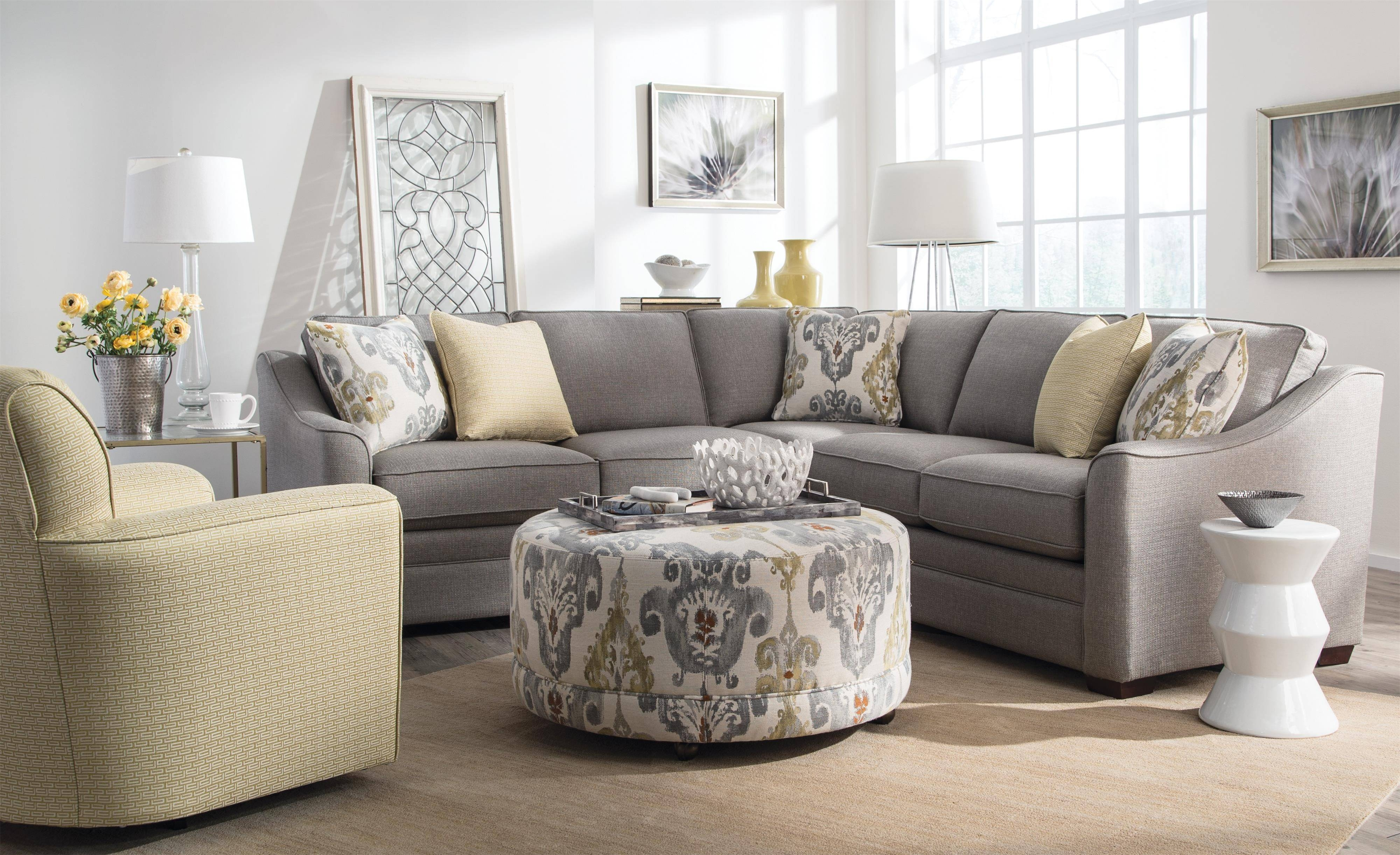 Featured Photo of Craftmaster Sectional Sofa