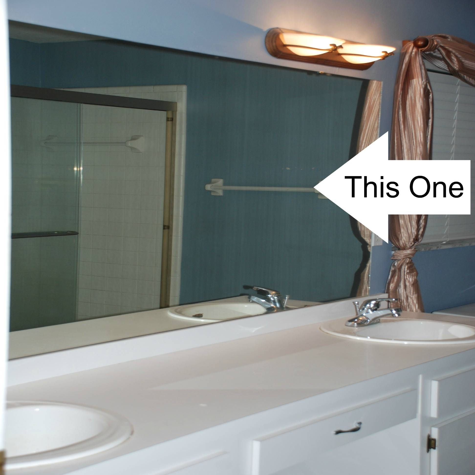 Frameless Mirrors For Bathrooms 25 best ideas of large frameless mirrors