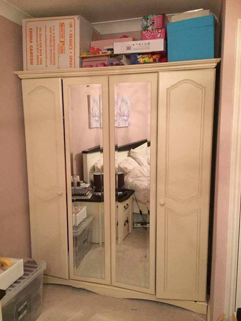 Cream Wardrobes | In Brentwood, Essex | Gumtree throughout Cream Wardrobes (Image 5 of 15)
